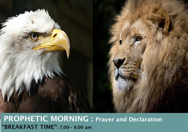 PROGRAM - PROPHETIC MORNING- PRAYER & DECLARATION - LifeTVNetwork com
